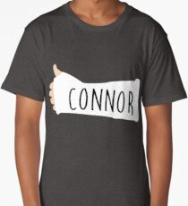 CONNOR signed Dear Evan Hansen Arm Cast Long T-Shirt
