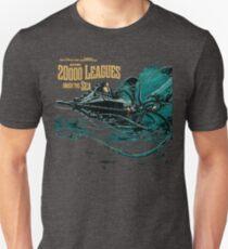 20000 leagues under sea JV  Unisex T-Shirt