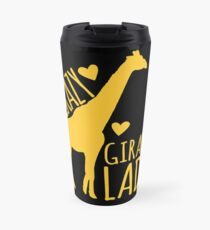 Giraffe: Travel Mugs | Redbubble