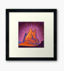 Cadillac Mountain Framed Print