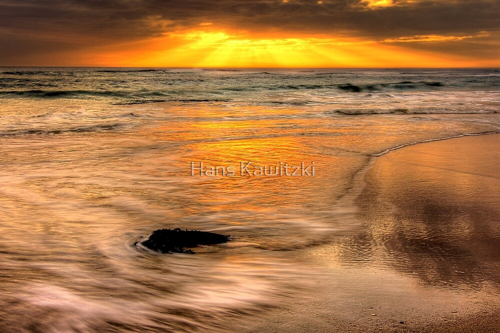 1236 Golden Beach - Victoria by Hans Kawitzki