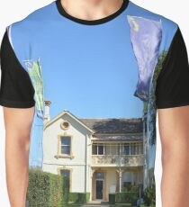 The station masters house Graphic T-Shirt