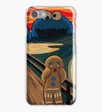 The Cookie Muncher (Collab with Ideas con Patatas!) iPhone Case/Skin