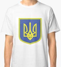Coat of Arms of Ukraine Classic T-Shirt