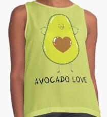 Avocado Love Contrast Tank