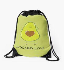 Avocado Love Drawstring Bag