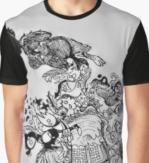 DoodleTail Graphic T-Shirt