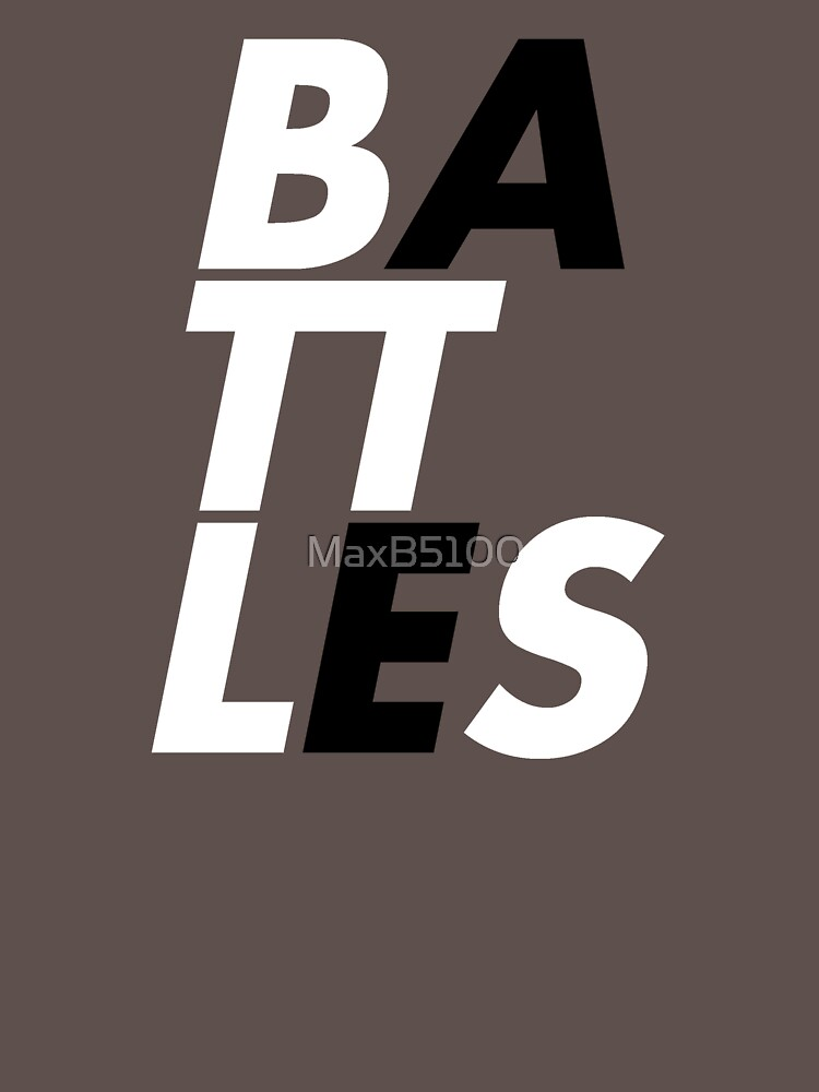 Battles Block Logo by MaxB5100