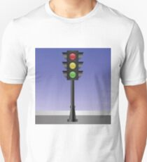 traffic light Unisex T-Shirt