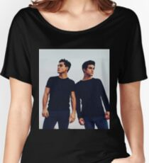 Cool Dolan Twins Women's Relaxed Fit T-Shirt