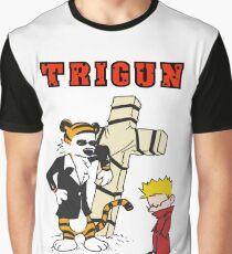 calvin and hobbes trigun Graphic T-Shirt
