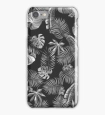 Tropical Leave Pattern iPhone Case/Skin