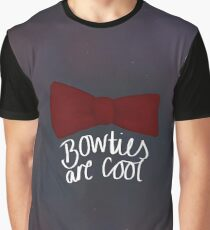 Bowties are cool Graphic T-Shirt