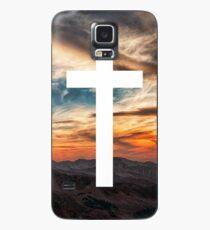 Christian Cross Case/Skin for Samsung Galaxy
