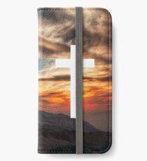 Christian Cross iPhone Wallet/Case/Skin