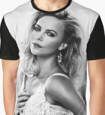 Charlize theron Graphic T-Shirt
