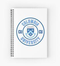 COLUMBIA UNIVERSITY  Spiral Notebook