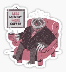 Monday Sticker