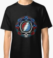 Steal Your Face Ilustration Classic T-Shirt