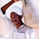 Nubian life by Mette  Spange