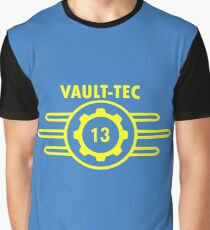 VT 13 Graphic T-Shirt