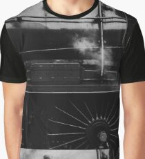 The mechanical traveller, ptII. Graphic T-Shirt