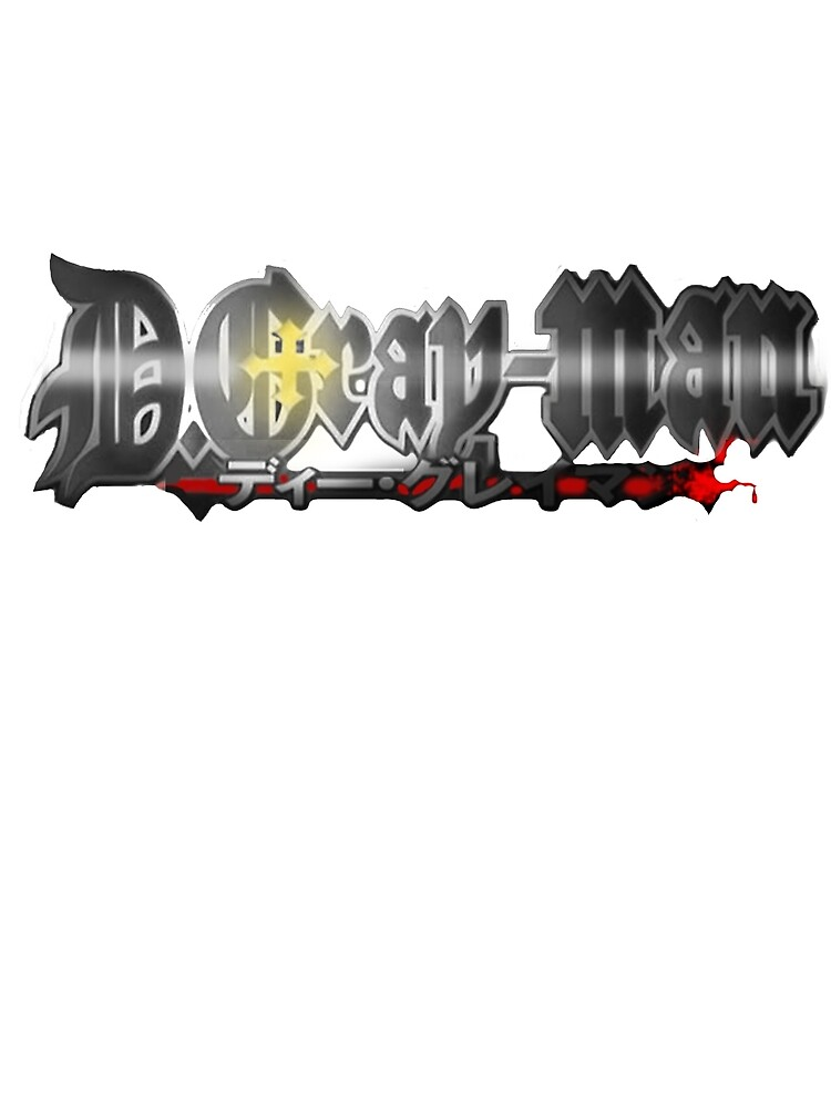 D.Gray-Man Logo by Sorage55