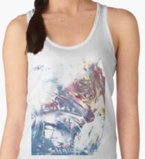 Wolf At The Window Women's Tank Top