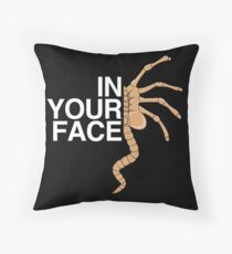 Just Carry On Throw Pillow