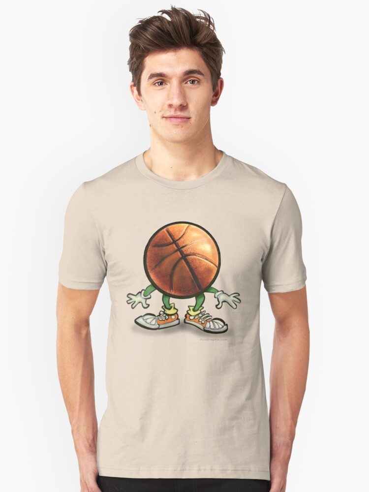 Basketball by Kevin Middleton