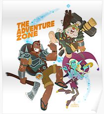 The Adventure Zone Poster