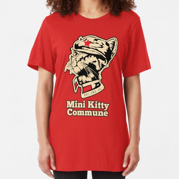 Chairman Meow - Polo Slim Fit T-Shirt