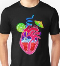 Heart Cocktail T-Shirt