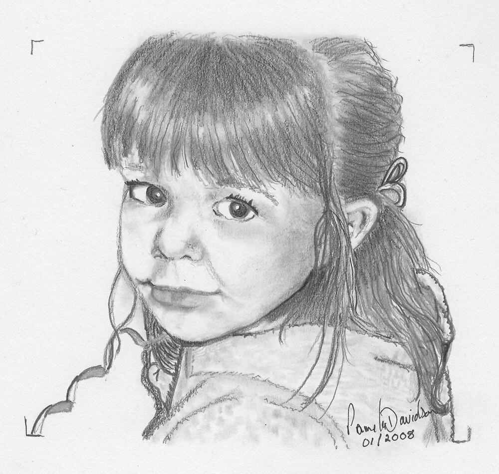 Jenna by Hauntedtiger