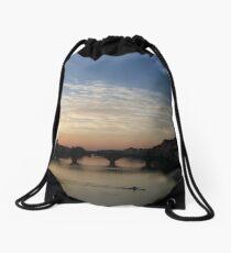 The Pale River Arno Drawstring Bag