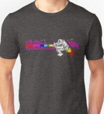 Jetpac Retro Game Print Unisex T-Shirt
