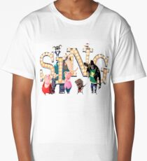Sing Movie picture style  Long T-Shirt