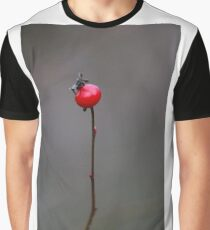 Rose hip and buds... Graphic T-Shirt