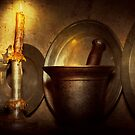 Pharmacist - Pestle - Open late by Michael Savad