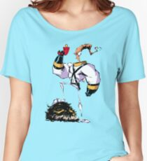 Earthworm Jim  Women's Relaxed Fit T-Shirt