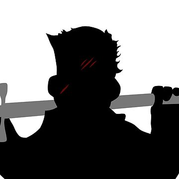 Puppet Angel Silhouette by HTWallace