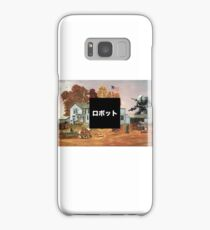Mech Attack- Painting Mashup Samsung Galaxy Case/Skin