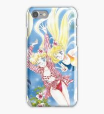 sailor moon and friends iPhone Case/Skin