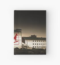 Dingo Flour Mill - Fremantle Western Australia  Hardcover Journal
