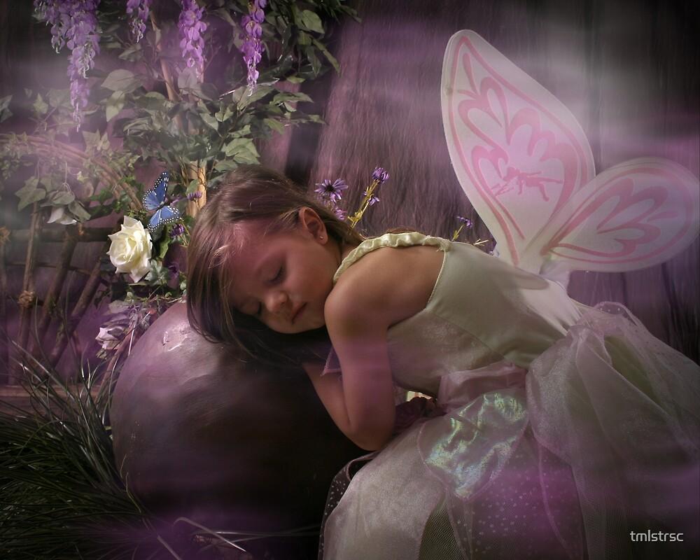 Sleeping Fairy by tmlstrsc