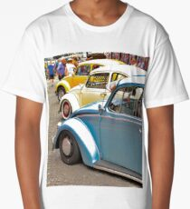 VWs in a row Long T-Shirt