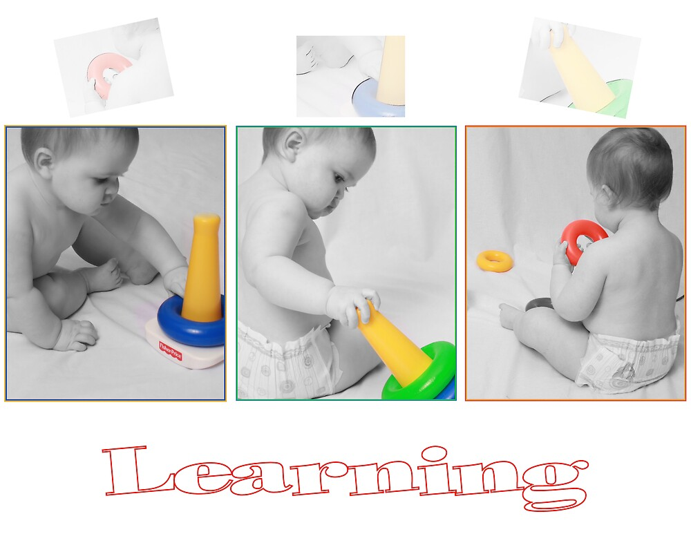 Learning by Playing! by Stacey Milliken