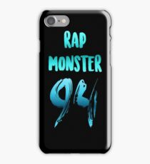 BTS - Rap Monster '94 iPhone Case/Skin