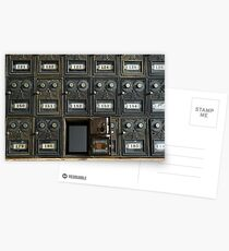 Mailboxes Postcards