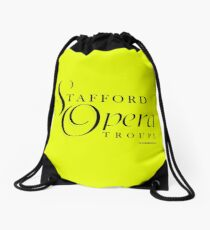 Stafford Opera Troupe - The Classic Drawstring Bag